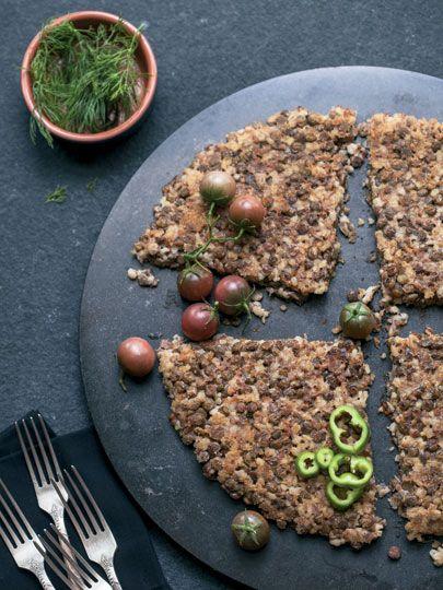 Mercimekli bulgurlu çıtır tava böreği Tarifi - Türk Mutfağı Yemekleri - Yemek Tarifleri