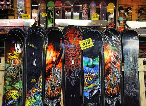 The top ski and snowboard shops in Toronto carry everything you need for a weekly jaunt to Blue Mountain or any other ski hill around the city. Despite our lack of a mountainous geography, Toronto has long had a love affair with skiing, a fact which is reflected in the...