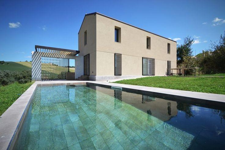 Casa VAVV, Belvedere Ostrense, 2015 - Giorgio Balestra, Silvia Brocchini