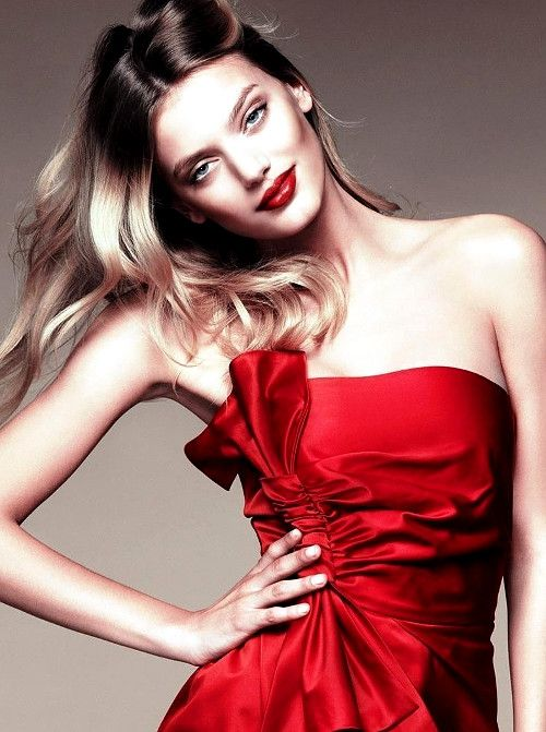 """she-loves-fashion: """" Bregje Heinen """""""