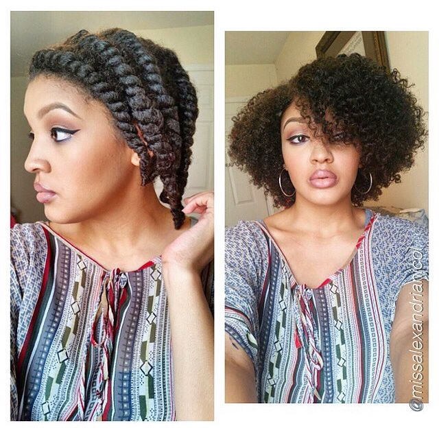 flat twists hair styles stretched styling with missalexandrianicole flats 3248