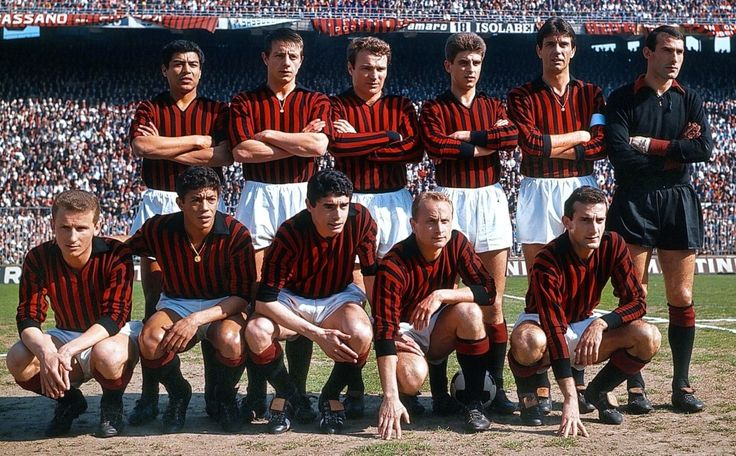 AC Milan 1964