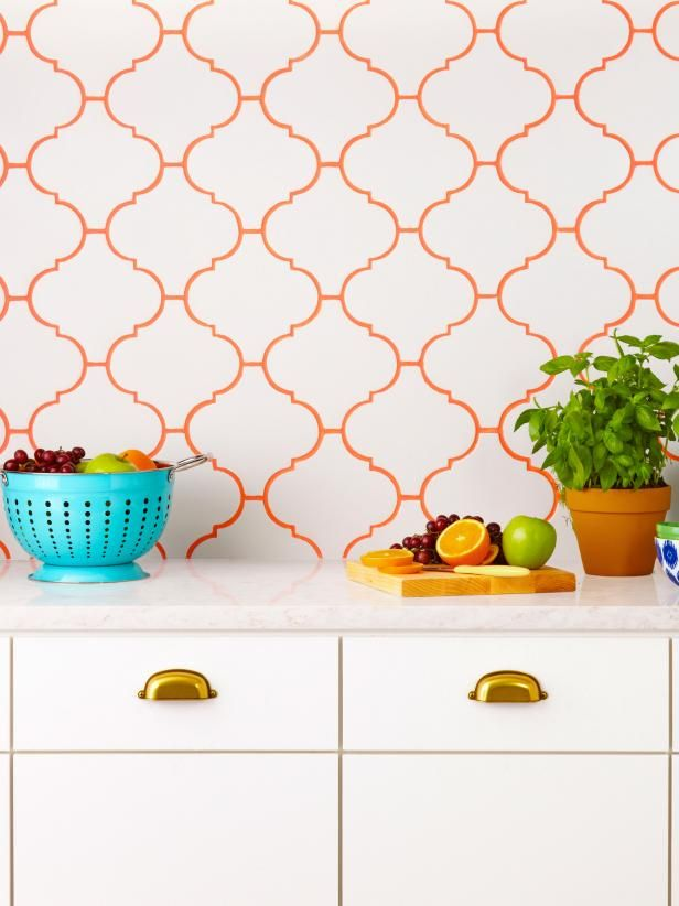 437 best kitchen images on pinterest kitchen ideas architectural digest and backsplash ideas - Design your own backsplash ...
