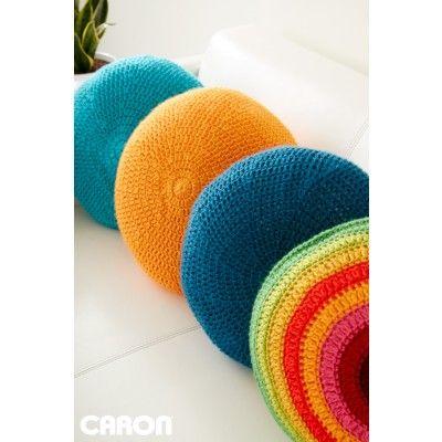 Free Easy Pillow Crochet Pattern