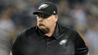 Former Philadelphia Eagles head coach Andy Reid has emerged as the leading candidate to become the Arizona Cardinals' next head coach