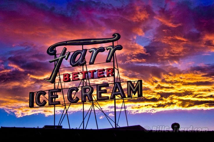 Farr Better Ice Cream | Flickr - Photo Sharing!