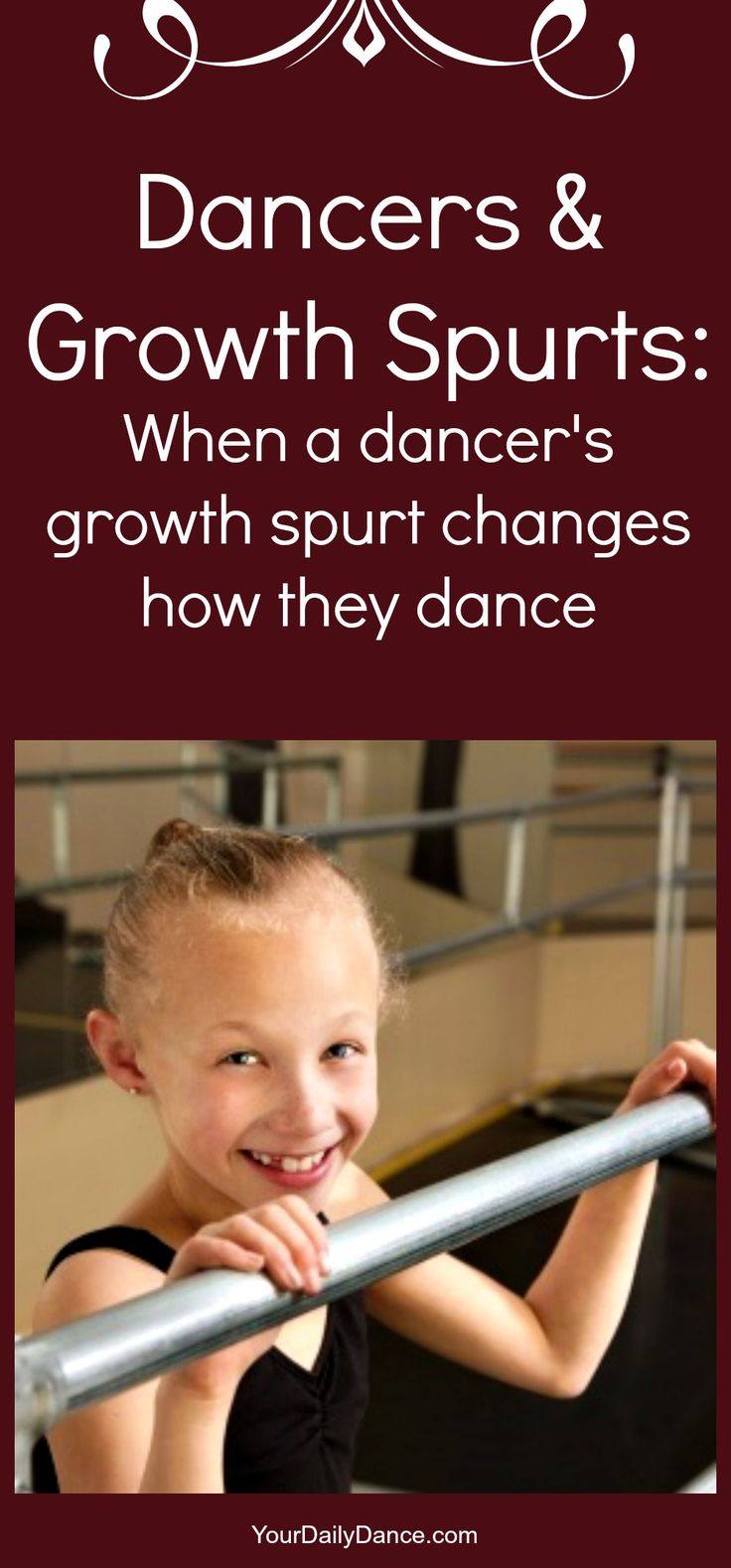 Dancers and growth spurts...