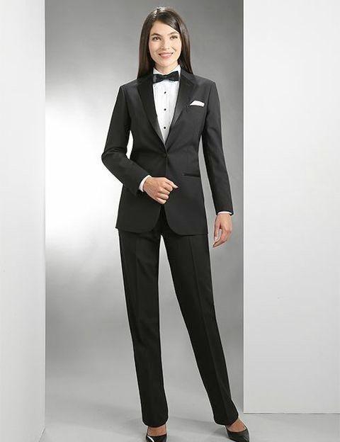 95.95$  Buy now - http://vizoe.justgood.pw/vig/item.php?t=6cvkvkf1108 - Women's Tuxedo Jacket and Pants 95.95$