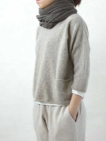 Home comfort, grey layers