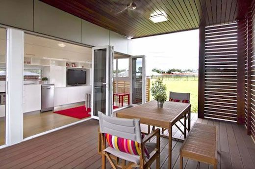 Prefab Modular Homes by Shipping Container Architecture