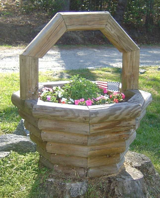Basket Making Supplies North Carolina : Images about wooden planters on gardens