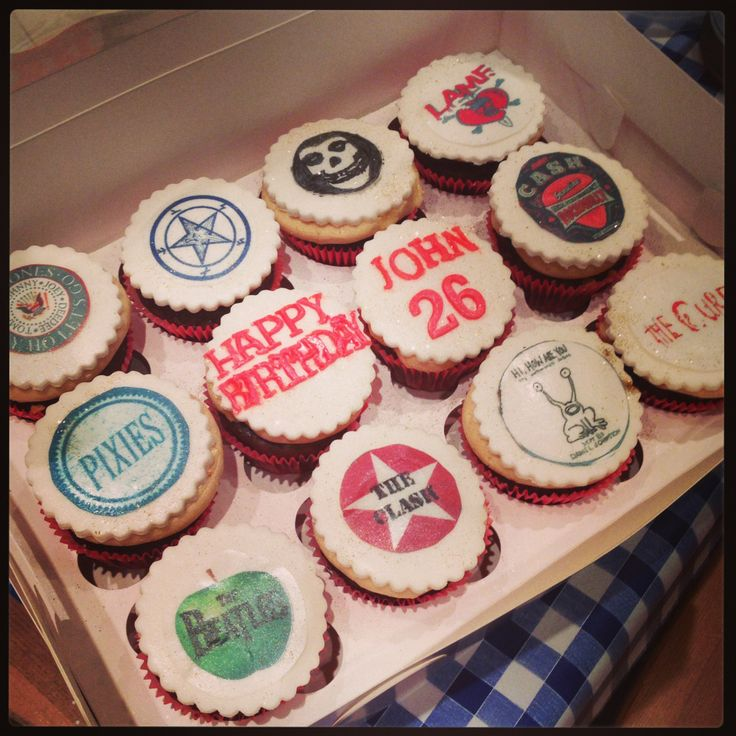 rock band cake ideas