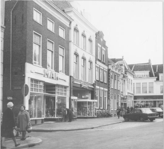 Poelestraat 1967  Zuidzijde middengedeelte