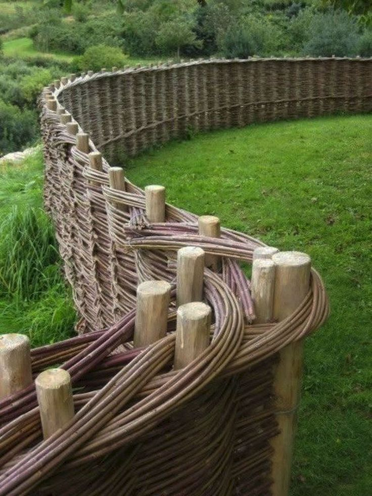 Top 2019 funky garden fence ideas one and only ...