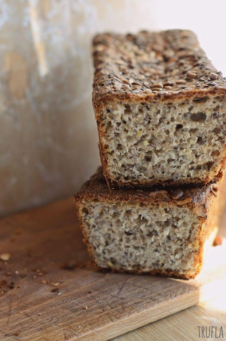 Chleb bezglutenowy z amarantusem