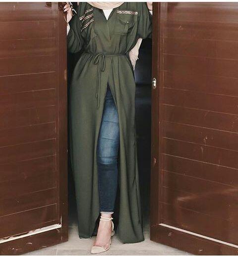 hijab fashion and stylé image