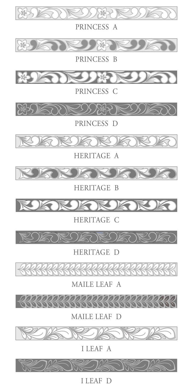 多彩なオーダーバリエーション | WW | ウェディングコレクション | 結婚指輪・婚約指輪 | アイランズ ハワイアンジュエリー