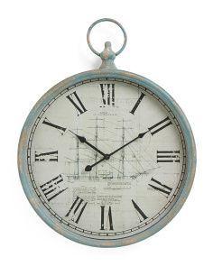 Best 25 Vintage Wall Clocks Ideas On Pinterest Large