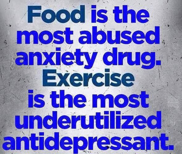 Food and Exercise...