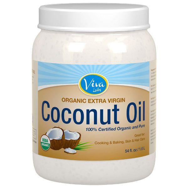 Picture of Viva Labs-Organic-Extra-Virgin-Coconut-Oil-54oz-ib369dhn.jpg