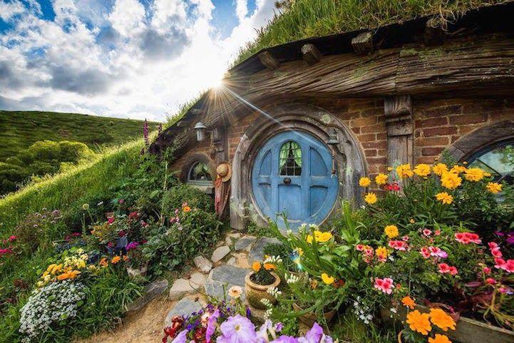 Luke Scintu: Come visitare le case degli Hobbit a Matamata: inf...
