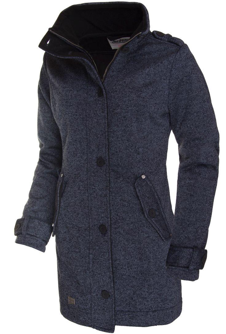 Podzimní kabát dámský NORDBLANC Palatial - NBWSL6598