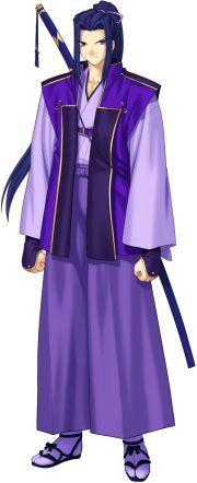Kojiro Sasaki the assassin servant from Fate/Stay night