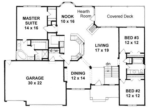 139 best House plans images on Pinterest Country house plans