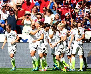 Blog Esportivo do Suíço: Seleção feminina dos EUA ameaça boicotar Jogos Olímpicos