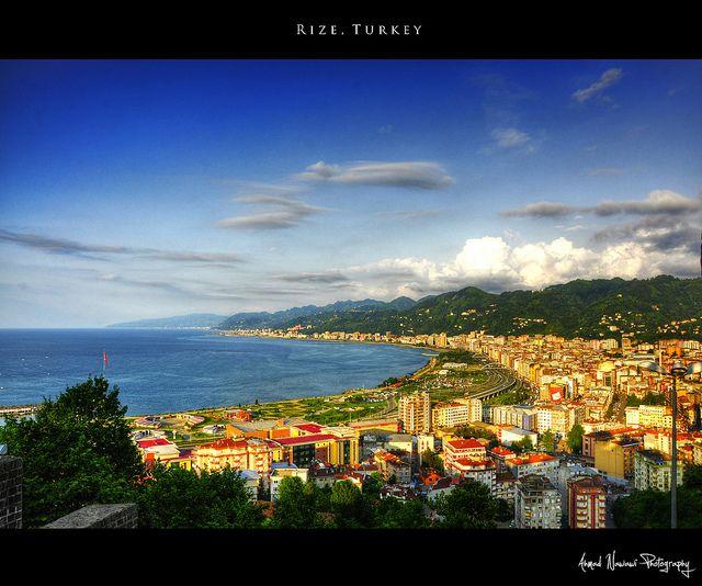 Rize, Turkey
