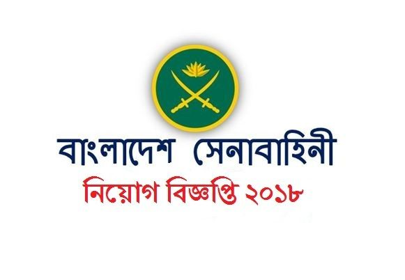 Bangladesh Army Job circular 2018 -edujobscircular.com