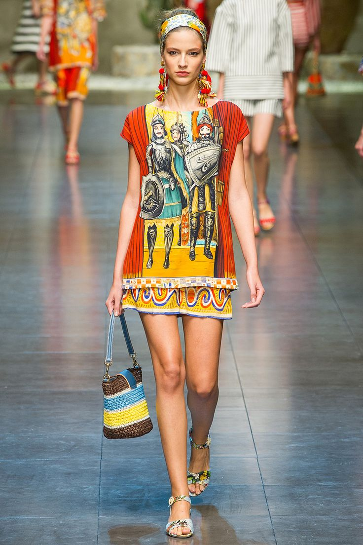 Dolce & Gabbana Spring 2013 RTWReady To Wear, Runway Fashion, Spring2013, Spring Summer, Spring Collection, Gabbana Spring, Spring 2013, Primavera Verano, Milan Fashion Weeks