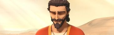 Superbook Video - Clip - King Solomon Asks For Wisdom - Watch Online