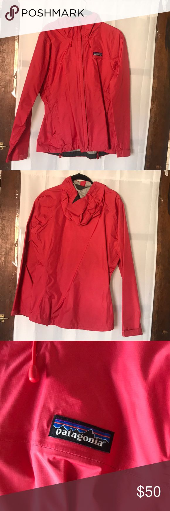 Patagonia Rain Jacket Worn probably once, no signs of damage. Keeps you very dry. Patagonia Jackets & Coats