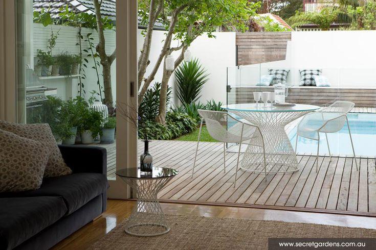 Inner City Courtyard Garden: Eastern Suburbs