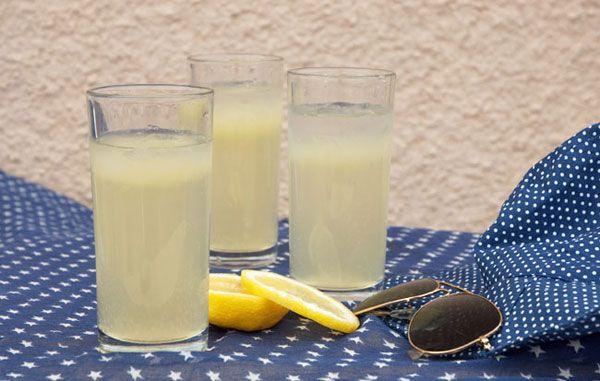 Lemonade - Opskrift på lækker og nem hjemmelavet lemonade