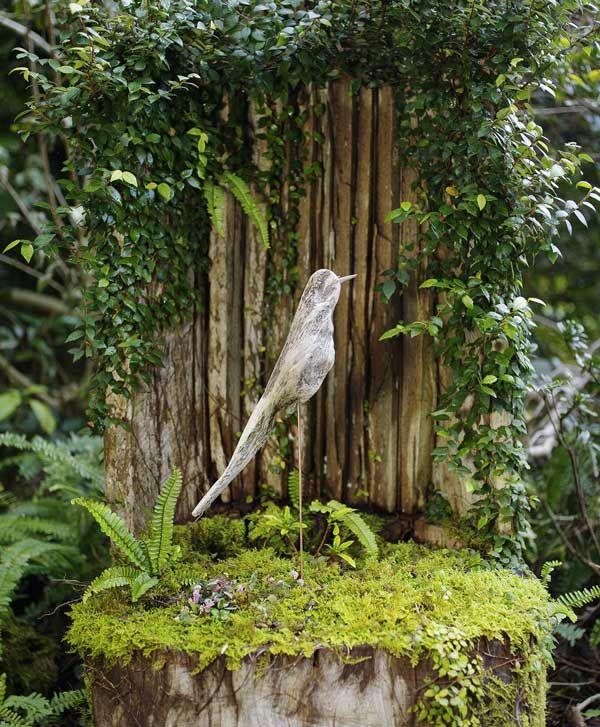 「流木を通して、自然と人々とのつながりを豊かに」  ★  #流木オブジェ #流木 #流木アート #屋久島アート #インテリア #Driftwood Art #Interior #流木の鳥