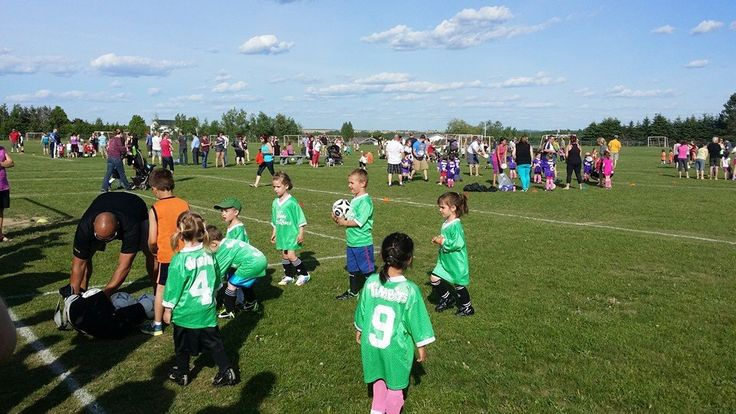 Owen's soccer team