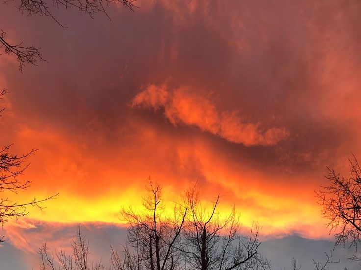 sky last night in the hood. #sunsets #sunset #coloradosunsets #coloradosunset #boulderco #bouldercolorado