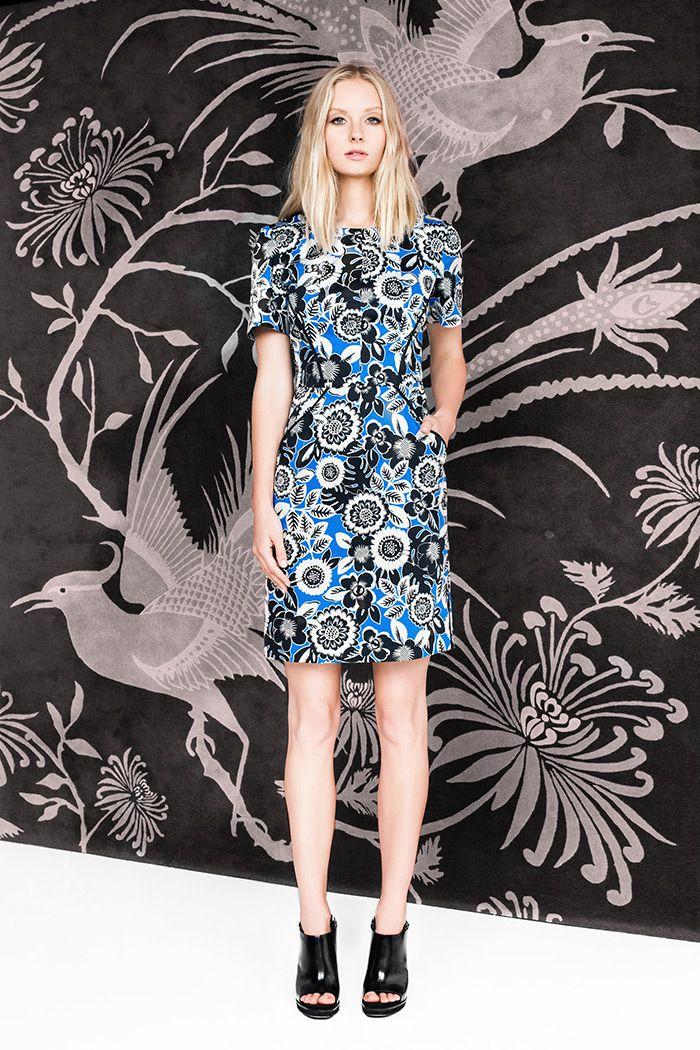 Floral Jungle Dress