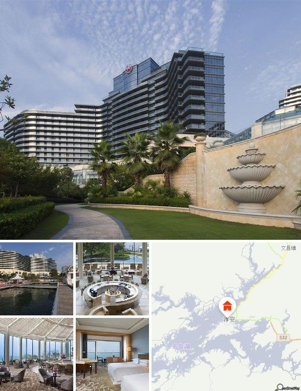 Cet établissement est situé à côté du lac de Qiandao et à proximité de nombreux centres commerciaux, dont le Hongyun et le Ruxia Kongtiao.