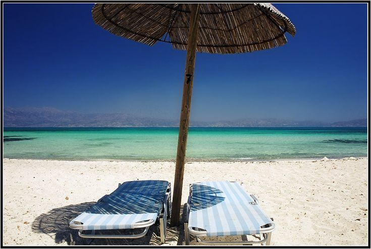 Welcome to Paradise - Chrissi Island, Lasithi