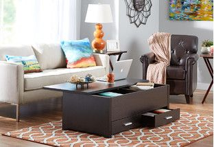 Designs for the Den: Coffee & End Tables