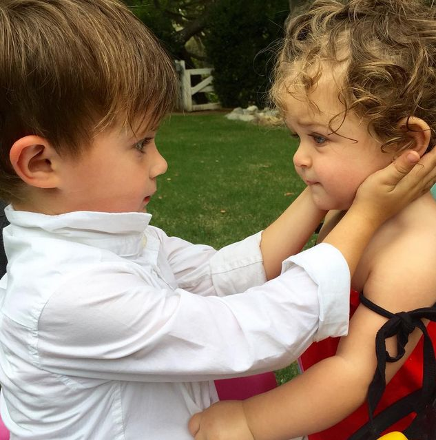 So Cute!: Alyssa Milano Shares a New Photo of Her Kids — See the Adorable Pic!