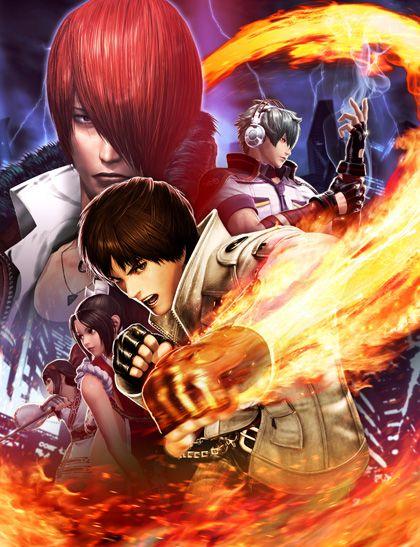 The King of Fighters XIV revela todos sus personajes en dos vídeos promocionales.