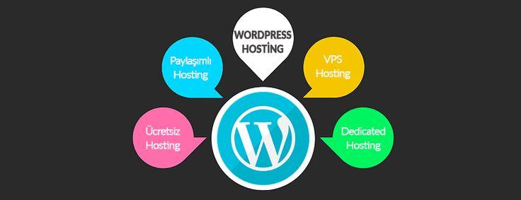 Hosting firmalarında Paylaşımlı, VPS, Dedicated gibi paketler mevcut. Web siteniz için en iyi Wordpress Hosting hangisini seçmelisin?