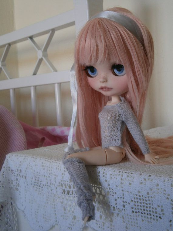 Reserve OOAK Custom Blythe Doll Malren от GerakinaDolls на Etsy