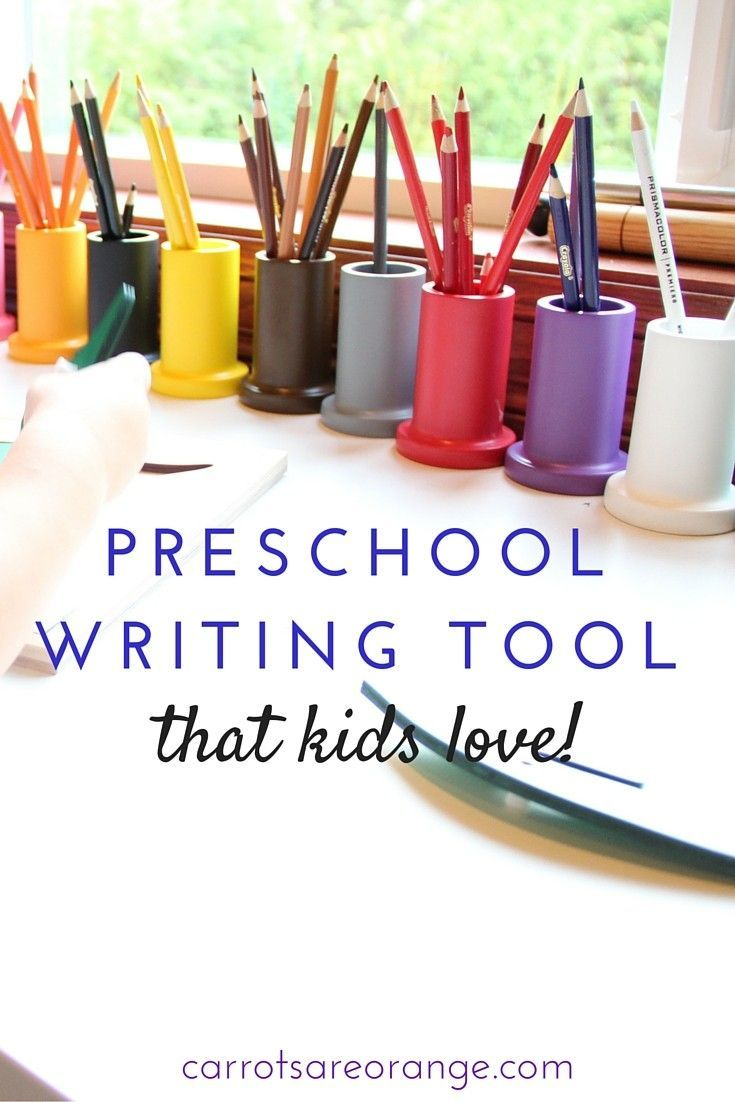 Tools to help toddlers write a check
