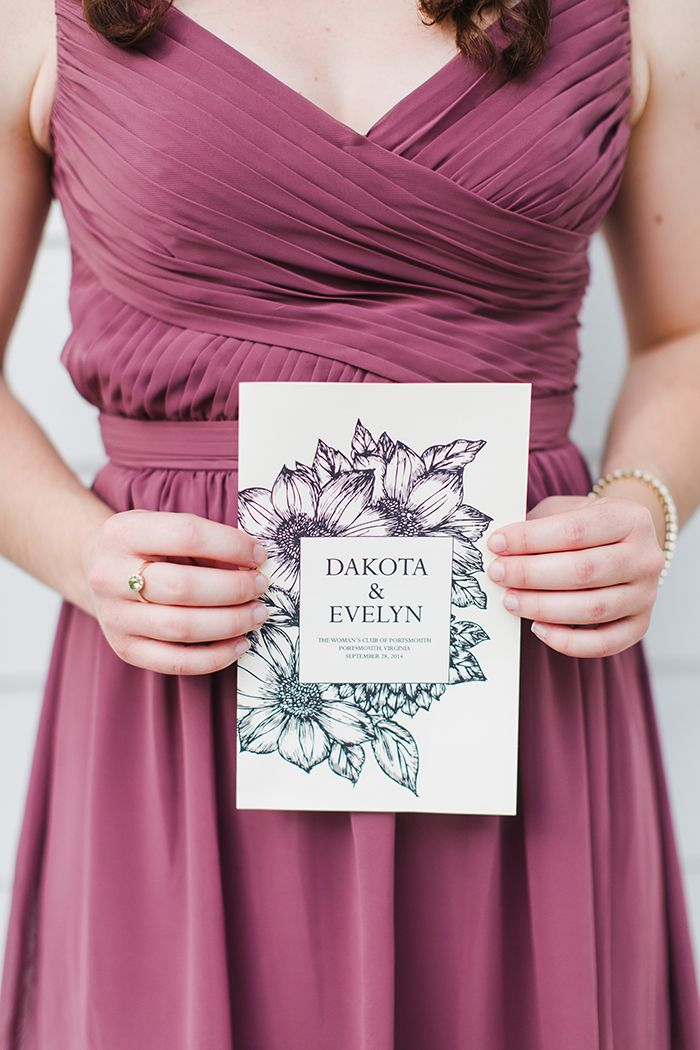 A bright and rustic summer wedding by
