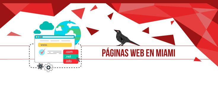 Gracias a las páginas web podrás aumentar tu exposición en Internet por medio del marketing